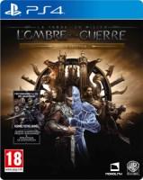 La Terre du Milieu : L'Ombre de la Guerre édition Gold (PS4)