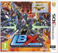 LBX : Little Battlers Experience (3DS)