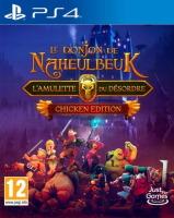 Le donjon de Naheulbeuk : L'amulette du désordre - Chicken Edition (PS4)