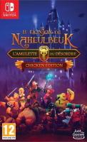 Le donjon de Naheulbeuk : L'amulette du désordre - Chicken Edition (Switch)
