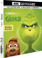 Le Grinch (blu-ray 4K)