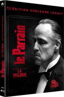 """Trilogie """"Le Parrain"""" édition Corleone Legacy (blu-ray)"""