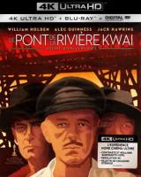 Le pont de la rivière Kwai édition 60e anniversaire (blu-ray 4K)