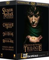 """Trilogie """"Le seigneur des anneaux"""" version longue édition spéciale (blu-ray)"""