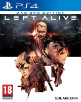 Left Alive édition Day One (PS4)