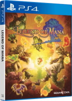 Legend of Mana Remastered (PS4)