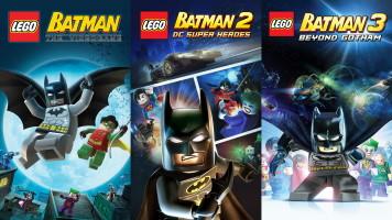 Lego Batman Trilogy (PC)