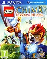 Lego Chima : Le Voyage de Laval (PS Vita)