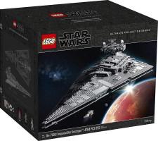 Imperial Star Destroyer Lego Star Wars 75252