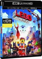Lego : La grande aventure (blu-ray 4K)