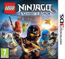 Lego Ninjago : L'ombre de Ronin (3DS)