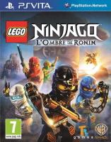 Lego Ninjago : L'ombre de Ronin (PS Vita)