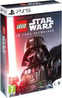 LEGO Star Wars : La Saga Skywalker édition Deluxe (PS5)