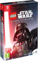 LEGO Star Wars : La Saga Skywalker édition Deluxe (Switch)