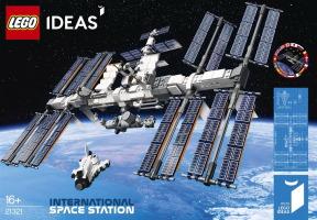 Lego Station spatiale internationale
