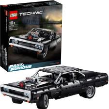 Dodge Charger de Dom en Lego Technic boite 42111