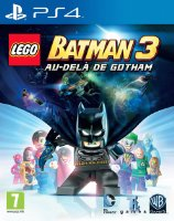 Lego Batman 3 : Au-delà de Gotham (PS4)