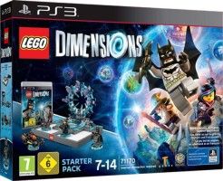 Pack de démarrage Lego Dimensions (PS3)