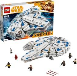 """LEGO """"Le Faucon Millenium du Raid de Kessel"""""""