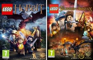 Lego : Le hobbit + Lego : Le seigneur des anneaux (PC)