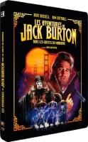 Les aventures de Jack Burton dans les griffes du mandarin édition steelbook (blu-ray)