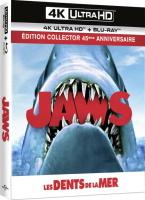 Les dents de la mer édition collector 45e anniversaire (blu-ray 4K)
