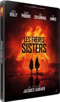 Les Frères Sisters édition steelbook (blu-ray)
