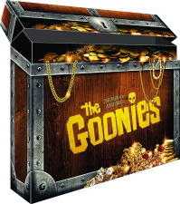Les Goonies édition collector (blu-ray 4K)