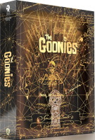 """Les Goonies édition steelbook """"Titans of Cult"""" (blu-ray 4K)"""