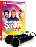 Let's Sing 2021 + 2 micros (Switch)