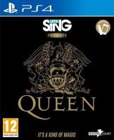 Let's Sing: Queen (PS4)