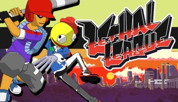 Lethal League (PC, Mac, Linux)