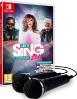 Let's Sing 2019 + 2 micros (Switch)
