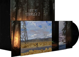 Life is Strange 2 édition collector