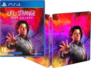 Life is Strange: True Colors (PS4) + steelbook offert