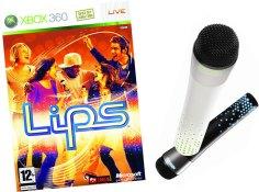 Lips [avec micros] (xbox 360)
