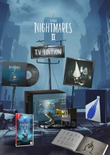 "Little Nightmares II édition collector ""TV"" (Switch)"
