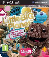 LittleBigPlanet édition jeu de l'année (PS3)