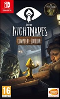 Little Nightmares (Switch)