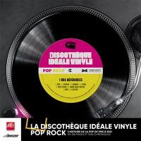 """Livre """"la discothèque Pop Rock idéale en vinyle"""""""