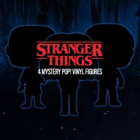 Lot mystère de 4 Funko Pop Stranger Things