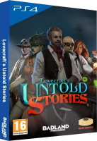 Lovecraft's Untold Stories édition collector (PS4)