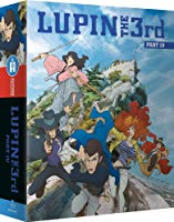 Lupin the 3rd : L'Aventure italienne : intégrale collector (blu-ray)