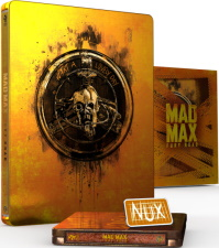 "Mad Max: Fury Road édition steelbook ""Titans of Cult"" (blu-ray 4K)"