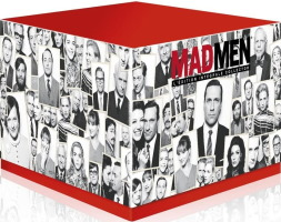 Mad Men : intégrale édition collector (blu-ray)