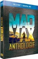 Mad Max Anthologie (blu-ray)