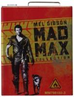 Mad Max l'intégrale édition prestige (blu-ray)