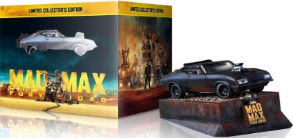 Mad Max : Fury Road édition collector (blu-ray + blu-ray 3D + DVD)