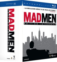 Mad Men : intégrale (blu-ray)