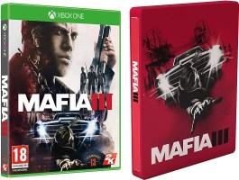 Mafia III (Xbox One) + steelbook